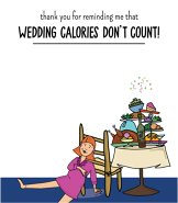 Wedding Calories Woman