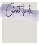 Gratitude Plum
