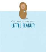 Little Peanut Blue