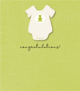 Teddy Onesie Green