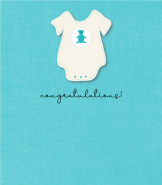 Teddy Onesie Blue