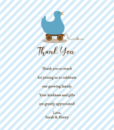 Blue Duck Thank You