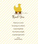 Yellow Duck Thank You