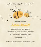 Mama-to-Bee Invitation