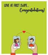 First Swipe