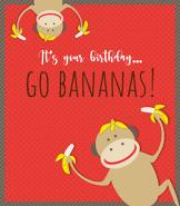 Go Bananas
