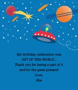 Alien Thanks