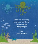Octopi Thanks