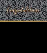 Gold Congrats