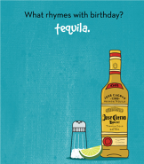 Tequila Birthday