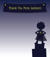Superhero Thanks