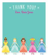 Princesses Thanks